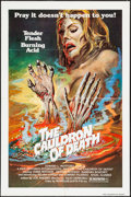 "Movie Posters:Horror, The Cauldron of Death & Other Lot (Film Ventures International, 1979). One Sheets (92) (27"" X 41""). Horror.. ... (Total: 92 Items)"