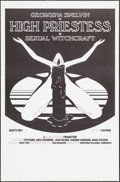 """Movie Posters:Sexploitation, High Priestess of Sexual Witchcraft & Other Lot (AnonymousReleasing Triumvirate, 1973). One Sheets (90) (27"""" X 41"""") FlatFo... (Total: 90 Items)"""