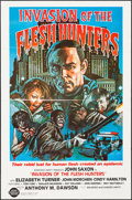 """Movie Posters:Horror, Invasion of the Flesh Hunters & Other Lot (Almi Pictures, 1982). One Sheets (75) (27"""" X 41"""") Flat Folded. Horror.. ... (Total: 75 Items)"""