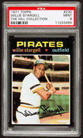 Baseball Cards:Singles (1970-Now), 1971 Topps Willie Stargell #230 PSA Mint 9....