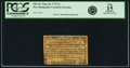 Colonial Notes:New Hampshire, New Hampshire June 28, 1776 2 Shillings Fr. NH-167. PCGS Fine 15 Apparent.. ...
