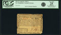 Colonial Notes:New Hampshire, State of New Hampshire April 29, 1780 $1 Fr. NH-179. PCGS Very Fine25 Apparent.. ...