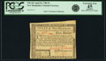 Colonial Notes:New Hampshire, State of New Hampshire April 29, 1780 $5 Fr. NH-183. PCGS ExtremelyFine 45 Apparent.. ...
