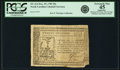 Colonial Notes:North Carolina, North Carolina December 29, 1785 20 Shillings Fr. NC-214. PCGS Extremely Fine 45 Apparent.. ...