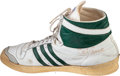 Basketball Collectibles:Others, 1980's Bob Lanier Game Worn Shoe - From Family of SandyGrossman....