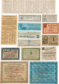 Baseball Collectibles:Others, 1880's - 1920's Premiums/Redemption Coupons Collection (51). ...