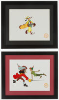 Miscellaneous Collectibles:General, Disney Serigraphs Lot of 2....