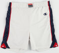 Basketball Collectibles:Uniforms, 2000 Vince Carter Game Worn United States Olympic Team Shorts....