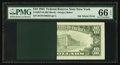 Error Notes:Ink Smears, Fr. 2027-B $10 1985 Federal Reserve Note. PMG Gem Uncirculated 66EPQ.. ...