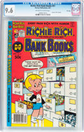 Modern Age (1980-Present):Humor, Richie Rich Bank Books #51 File Copy (Harvey, 1981) CGC NM+ 9.6Off-white to white pages....