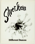 Books:Art & Architecture, [Shel] Silverstein. Different Dances. Harper & Row Publishers, [1979]. First Edition. ...