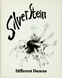 [Shel] Silverstein. Different Dances. Harper & Row Publishers, [1979]. First Edition