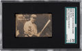"Baseball Cards:Singles (Pre-1930), 1920 Babe Ruth ""Headin' Home"" Bat Extended to Right SGC 20 Fair1.5. ..."