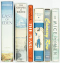 Books:Literature 1900-up, John Steinbeck. Group of Six Facsimile Editions. First Edition Library. Titles include The Grapes of Wrath, Tortilla Flat,... (Total: 6 Items)