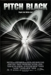 """Pitch Black & Other Lot (USA Films, 2000). One Sheets (2) (27"""" X 40"""") DS. Science Fiction. ... (Total:..."""