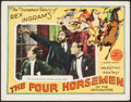 """Movie Posters:Drama, The Four Horsemen of the Apocalypse (MGM, R-1925). Lobby Card (11"""" X 14""""). Drama.. ..."""