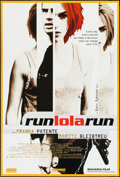 "Movie Posters:Action, Run, Lola, Run & Other Lot (Bavaria Film International, 1998). International One Sheet (27"" X 40"") SS & Japanese B2 (20.25"" ... (Total: 2 Items)"