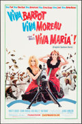 "Movie Posters:Adventure, Viva Maria! (United Artists, 1966). One Sheet (27"" X 41"") &Lobby Cards (6) (11"" X 14""). Adventure.. ... (Total: 7 Items)"