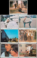 "Movie Posters:Western, Butch Cassidy and the Sundance Kid (20th Century Fox, 1969). Lobby Cards (7) (11"" X 14""). Western.. ... (Total: 7 Items)"