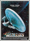 "Movie Posters:Science Fiction, Star Trek: The Motion Picture & Others Lot (Paramount, 1979).Promotional Poster (17"" X 24.5""), Sundance Exclusive Poster (1...(Total: 5 Items)"