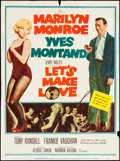 "Movie Posters:Comedy, Let's Make Love (20th Century Fox, 1960). Poster (30"" X 40"").Comedy.. ..."