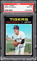 Baseball Cards:Singles (1970-Now), 1971 Topps Mike Kilkenny #86 PSA Mint 9....