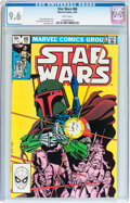 Modern Age (1980-Present):Science Fiction, Star Wars #68 (Marvel, 1983) CGC NM+ 9.6 White pages....