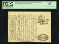 Colonial Notes:New Hampshire, Cohen Reprint New Hampshire May 20, 1717 Redated 1729 £4 PCGS VeryFine 30.. ...