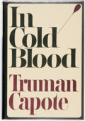 Books:Biography & Memoir, Truman Capote. In Cold Blood. Facsimile edition.Book-of-the-Month-Club, [1986]. ...