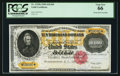 Large Size:Gold Certificates, Fr. 1225h $10,000 1900 Gold Certificate PCGS Gem New 66.. ...