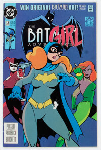 Batman Adventures #12 (DC, 1993) Condition: VG-
