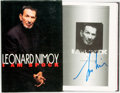 Books:Biography & Memoir, Leonard Nimoy. SIGNED. I Am Spock. New York: Hyperion, [1995]. First Edition. Signed by the author. ...