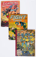Golden Age (1938-1955):Miscellaneous, Golden Age Miscellaneous Reading Copy Comics Group of 47 (Various Publishers, 1940s-50s) Condition: Average FR.... (Total: 47 Comic Books)