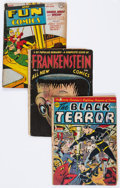 Golden Age (1938-1955):Miscellaneous, Golden Age Miscellaneous Comics Group of 21 (Various Publishers, 1940s-50s) Condition: Average PR.... (Total: 21 Comic Books)