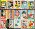 Baseball Cards:Lots, 1950-79 Topps & Bowman Baseball Collection (495) with Stars andHoFers.. ...