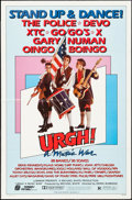 "Movie Posters:Rock and Roll, Urgh! A Music War (Filmways, 1981). One Sheet (27"" X 41""). Rock andRoll.. ..."
