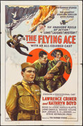 "Movie Posters:Black Films, The Flying Ace (Norman, 1926). One Sheet (27"" X 41""). Black Films....."
