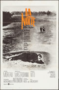 """Movie Posters:Foreign, La Notte (United Artists, 1961). One Sheet (27"""" X 41""""). Foreign.. ..."""