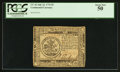 Colonial Notes:Continental Congress Issues, Continental Currency July 22, 1776 $5 PCGS About New 50.. ...