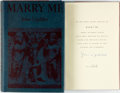 Books:Literature 1900-up, John Updike. SIGNED/LIMITED. Marry Me. New York: Alfred A.Knopf, 1976. Edition limited to 300 signed and numbered c...