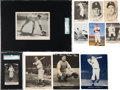 Baseball Cards:Lots, 1940's Multi-Brand Pacific Coast League Baseball Card Type Collection (16). ...