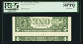 Error Notes:Inverted Reverses, Fr. 1933-J $1 2006 Federal Reserve Note. PCGS Choice About New58PPQ.. ...