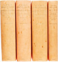 Books:Reference & Bibliography, [Bibliography]. Theodore Besterman. A World Bibliography ofBibliographies and of Bibliographical Catalogues, Calendars,...(Total: 4 Items)