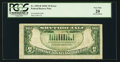 Error Notes:Inverted Reverses, Fr. 1959-B $5 1934C Federal Reserve Note. PCGS Very Fine 20.. ...