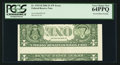 Error Notes:Inverted Reverses, Fr. 1933-H $1 2006 Federal Reserve Note. PCGS Very Choice New64PPQ.. ...