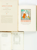 Books:Fine Press & Book Arts, [Book Club of California]. Group of Four Limited Editions. San Francisco: The Book Club of California, 1921-1953. ... (Total: 4 Items)