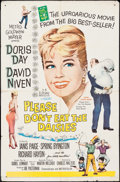 """Movie Posters:Comedy, Please Don't Eat the Daisies (MGM, 1960). One Sheet (27"""" X 41""""). Comedy.. ..."""