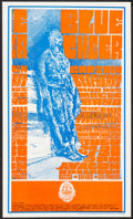 """Movie Posters:Rock and Roll, Blue Cheer at The Avalon Ballroom (Family Dog, 1967). Concert Poster (12.5"""" X 21""""). Rock and Roll.. ..."""