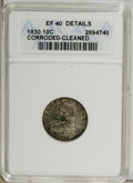 Bust Dimes: , 1830 10C Medium 10C--Cleaned, Corroded--ANACS. XF40 Details. NGCCensus: (3/140). PCGS Population (3/145). Mintage: 510,000...