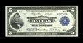 Fr. 807 $5 1918 Federal Reserve Bank Note About New. This is a great looking example of this truly rare Friedberg number...